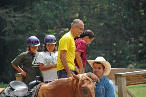 Guided Horseback Rides