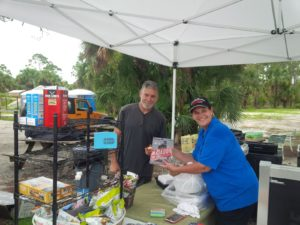 Camp Murphy Food and Beverage at Jonathan Dickinson State Park, Hobe Sound, Florida