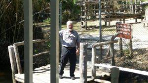 Trapper Nelson Interpretive Site at Jonathan Dickinson State Park, Hobe Sound, Florida